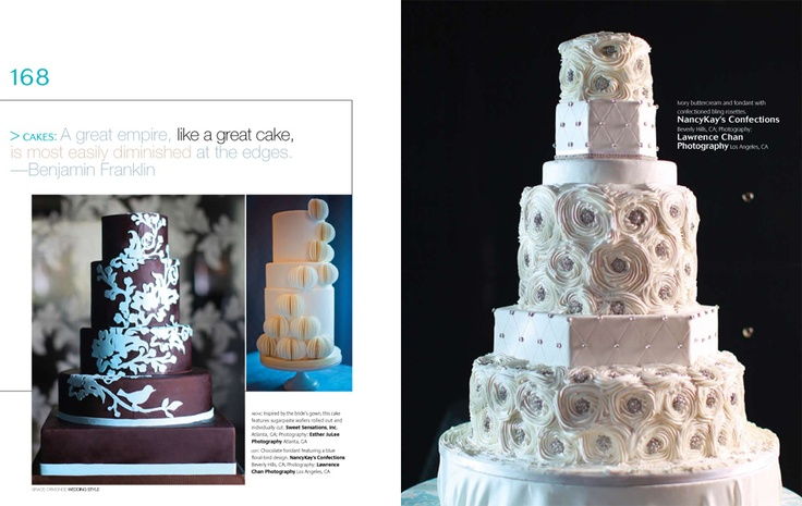 Published: A Great Empire is Like a Great Wedding CakeWedding Cakes, Parties Ideas, Jazan Cake