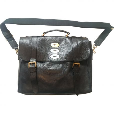 Briefcase / sac homme MULBERRY Ted Black 449€ @vestiaireco