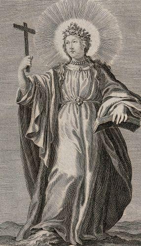 Leocadia de Toledo, Santa Leocadia fue una mujer española venerada por la Iglesia como santa, que murió virgen y mártir el 9 de diciembre entre los años 303 y 305. Leocadia es uno de los santos de culto más antiguos de España, apareciendo citado en los calendarios mozárabes.  La prisión y muerte de Leocadia fue narrada en un relato del siglo VII