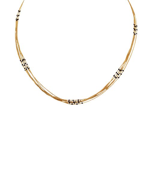 Gold Mangalsutra | Buy Gold Mangalsutra Online - Chintamanis