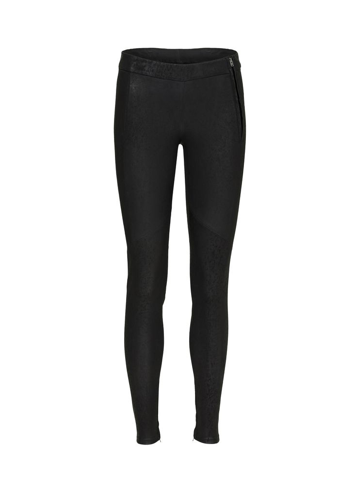 JUST FEMALE SPRING 15 // AMY LEATHER PANT