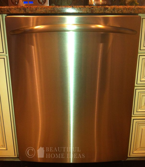 Cleaning Stainless Steel appliances - It really works!!!!! Finally my kitchen looks clean!