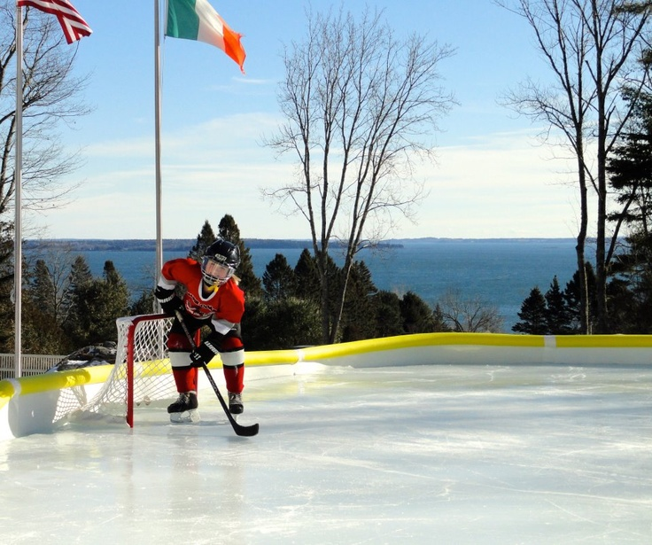 1000+ Images About Backyard Ice Rinks On Pinterest