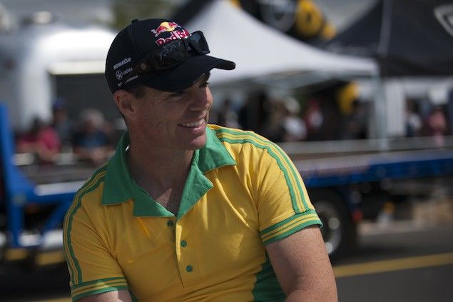 Craig Lowndes joins TGFS as Host!