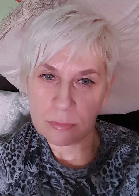 Gray dresses- Szara Sukienka: Mój masaż twarzy po trzech miesiącah