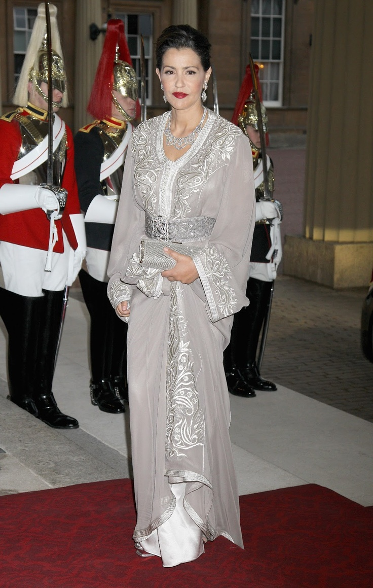 Moroccan Princess's Caftan