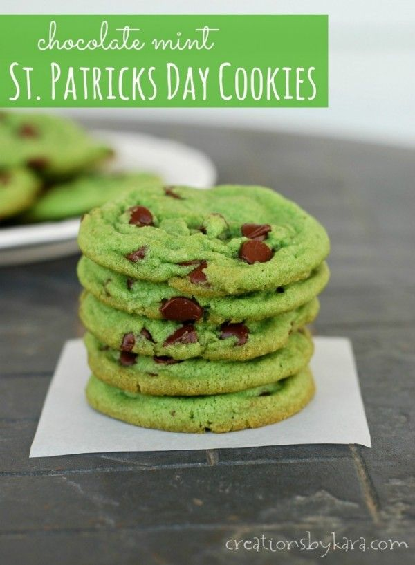 chocolate-mint-cookies