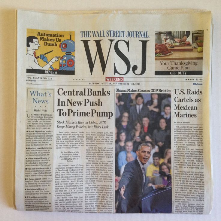 35 best the wall street journal images on pinterest on wall street journal id=42427