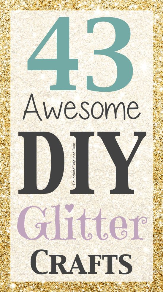 Add sparkle to just about anything! We still need to do the glitter eggs!!!