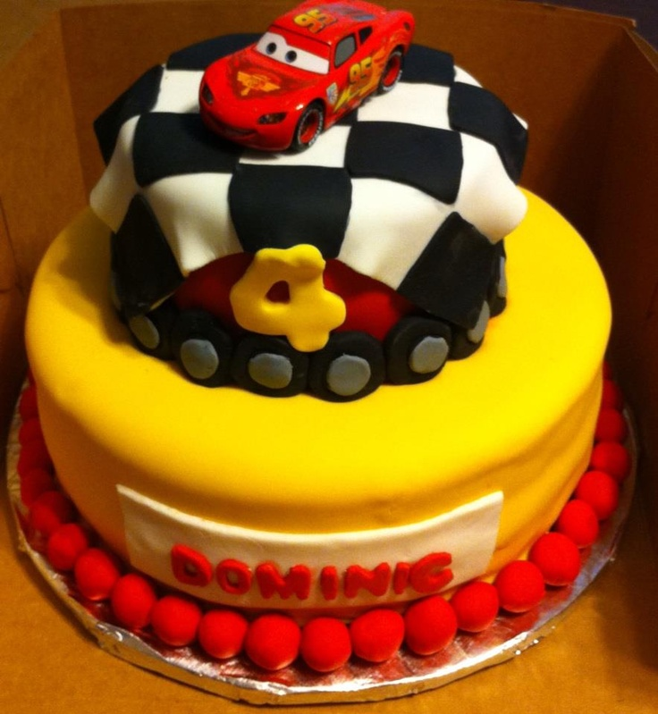 Disney Pixar Cars Cake Design : 92 best cars images on Pinterest