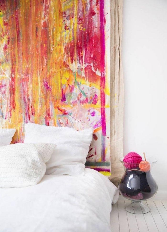Les 2779 meilleures images propos de diy sur pinterest livres bijoux et diy - Tete de lit facile a faire ...