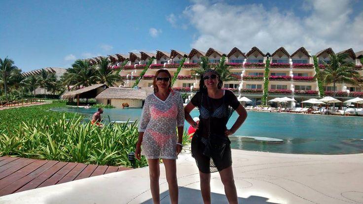 Фотографии нашего отеля - не фотошоп! Он действительно так и выглядит в реальности! http://rivieramaya.grandvelas.com/russian/