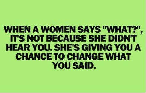 definitely words of wisdom