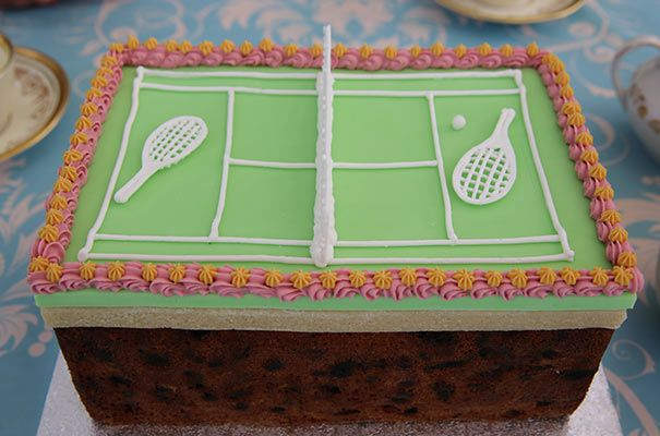 Mary Berrys Tennis Cake – fruit cake Technical Challenge