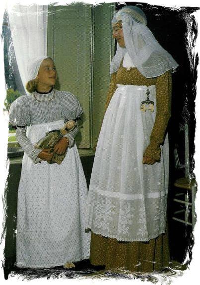 Groninger klederdracht ca. 1823