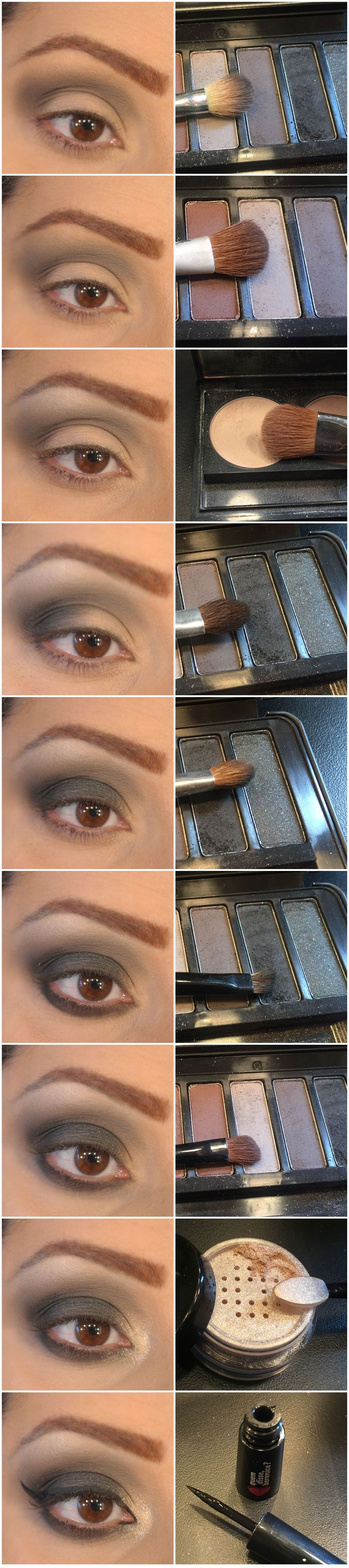 Maquiagem de Sexta – Pretinho iluminado