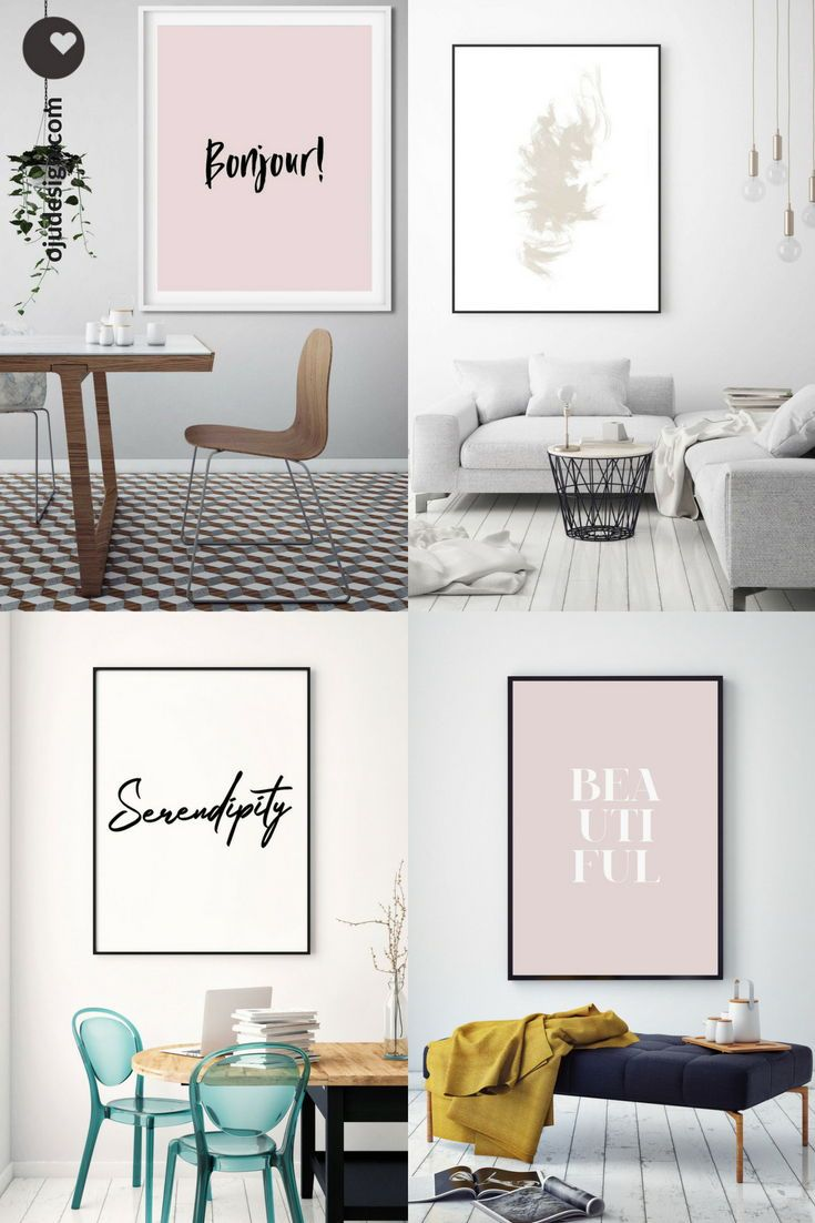 Turn Your House Into A Home With Instant Download On Trend Modern