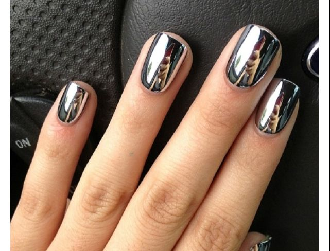 1000 ideas about mirror nails on pinterest mirror nail for Vernis a ongle miroir