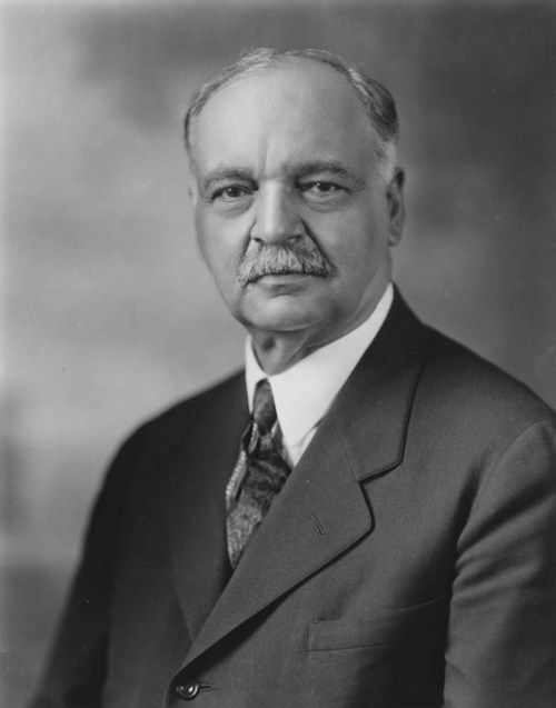 Charles Curtis, Vice President of the United States under Herbert Hoover. Native American Ancestry - three-quarters Kaw, Osage, Pottawatomie, Kansas
