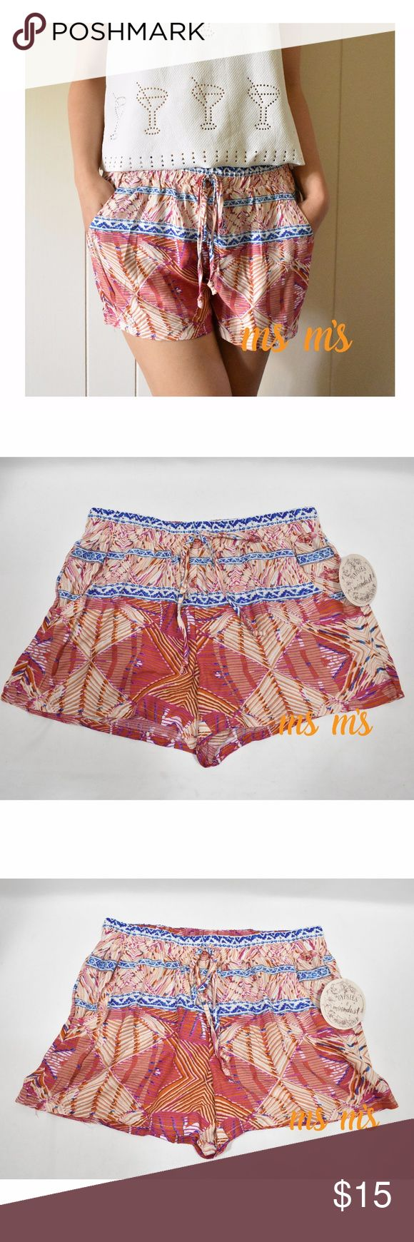 Firm Price NWT GYPSIES & MOONDUST Short Price is Firm New with tag Gypsies & Moondust Shorts