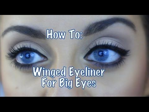 how to make eyes look smaller