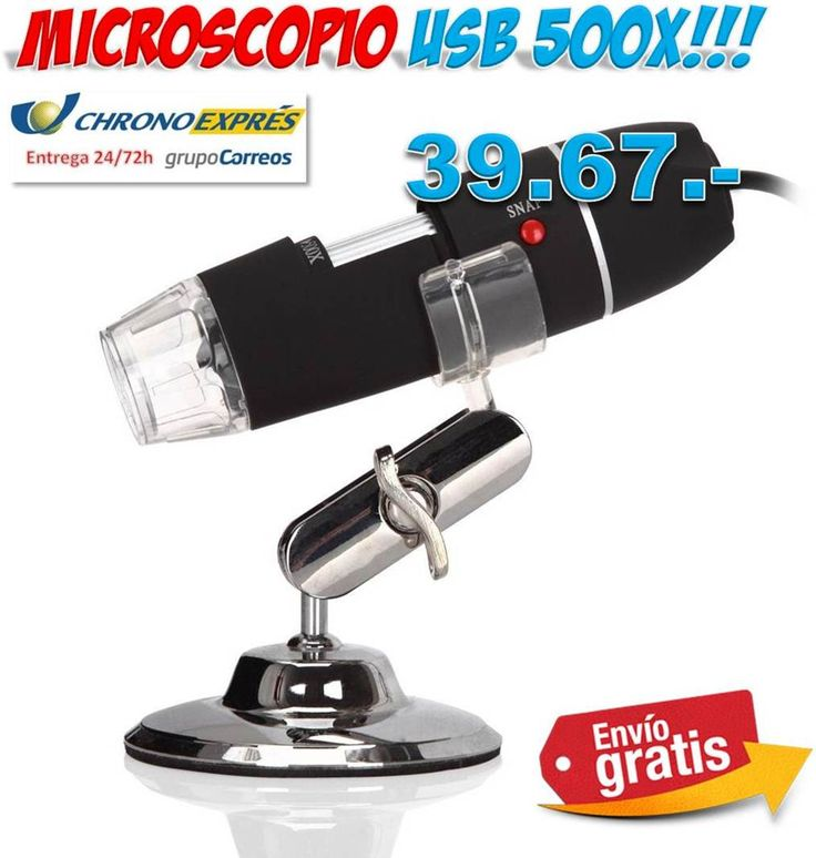 #oferta #regalos #descuentos #microscopio #USB #compras #yougamebay Microscopio digital USB para ordenador. Precios baratos en regalos originales con envío urgente incluido. http://www.yougamebay.com/es/product/microscopio-usb-digital-portatil-para-ordenador