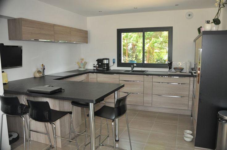 Deco Chambre Jaune Et Gris : cuisine ixina reamenager cuisine cuisine salons open cuisine cuisine