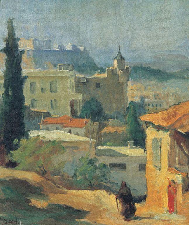 Μαλάμος Κώστας – Kostas Malamos [1913-2007]