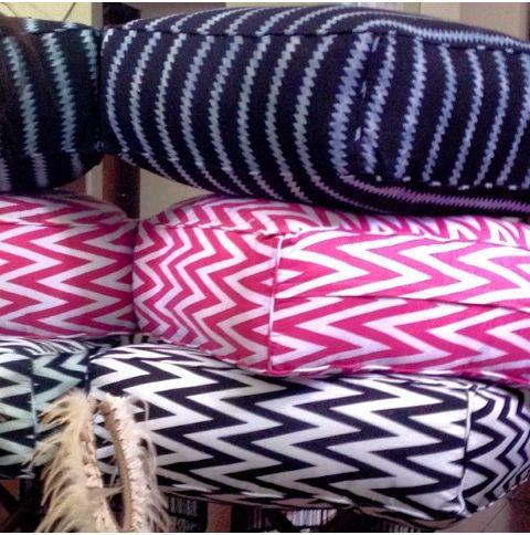 Big Cushion by Tan Living.