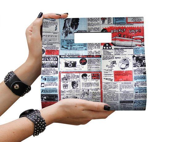 Bolsa De Mao Em Cartonagem Passo A Passo : Mais de ideias sobre bolsa cartonagem no