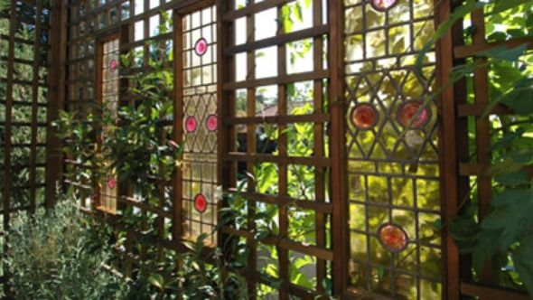 17 best images about garden divider ideas on pinterest for Garden divider ideas
