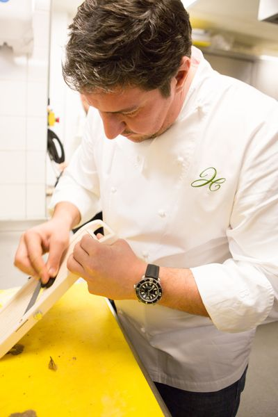Chef Claude Bosi