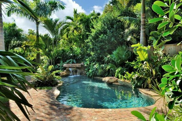 Craig Reynolds landscape architect bámulatos kertjei
