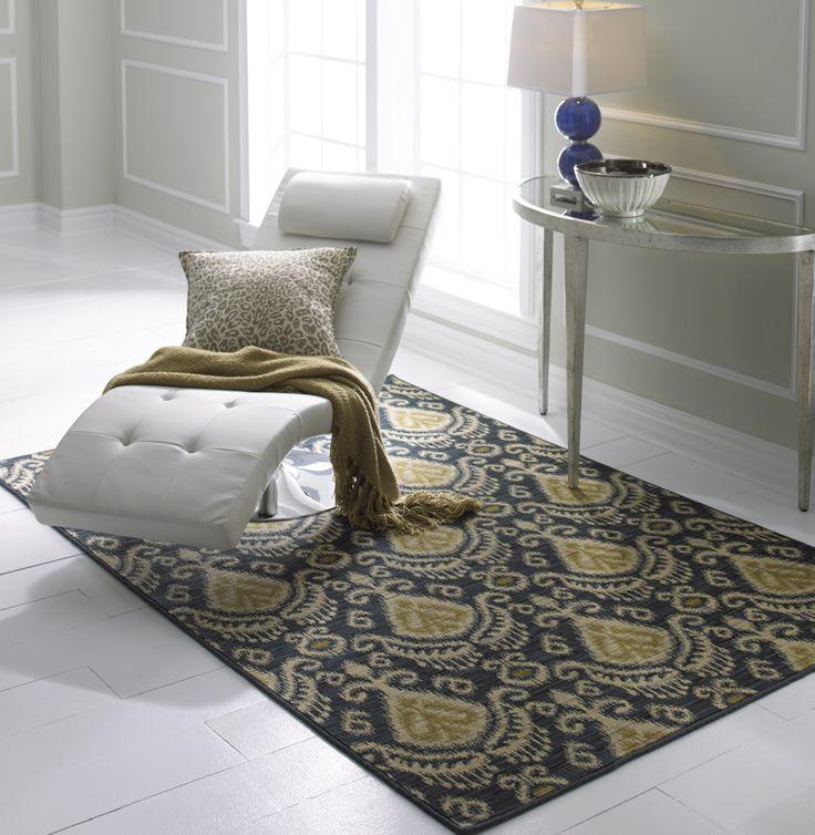 crossroads nanai indigo rug u2013 rug u0026 home - Area Carpets