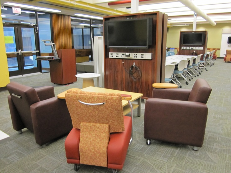 The Learning Incubator & Networking Centre (LINC), Killam Library
