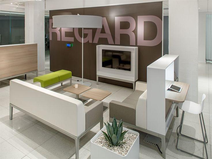 Nurture Showroom Regard Steelcase Design Steelcase