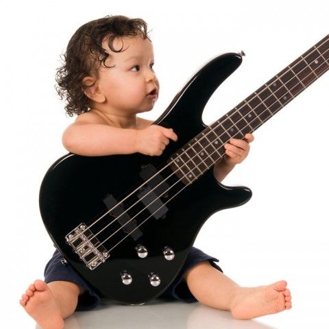 Feel a star in your future? Check out these rock-n-roll names for #baby boys.
