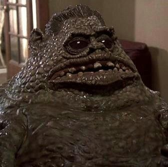 Chet Monster from Weird Science