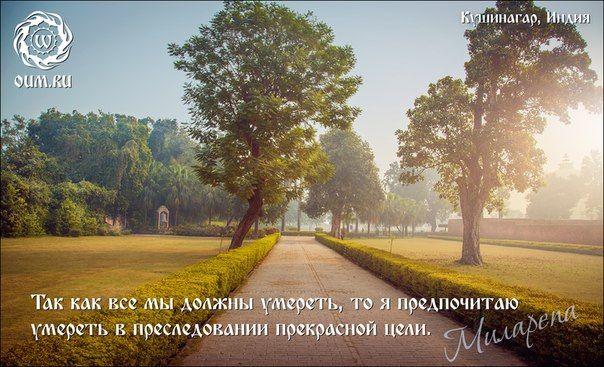Цитаты, сутры, учения, мудрость на сайте OUM.RU