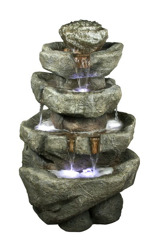 Duna je kaskádou, která dokáže navodit velice uklidňující atmosféru. Voda stéká přes jednotlivé kamenné římsy. LED diody zdůrazňují místa, kam tekoucí voda dopadá, a umocňují design kaskády. Dokonale se hodí do čínské zahrady, altánku či atria.