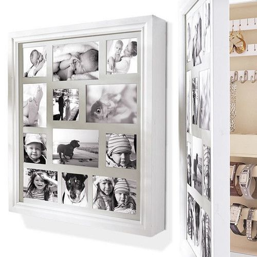 Found it at Wayfair.co.uk - Wall Mounted Jewellery Armoire