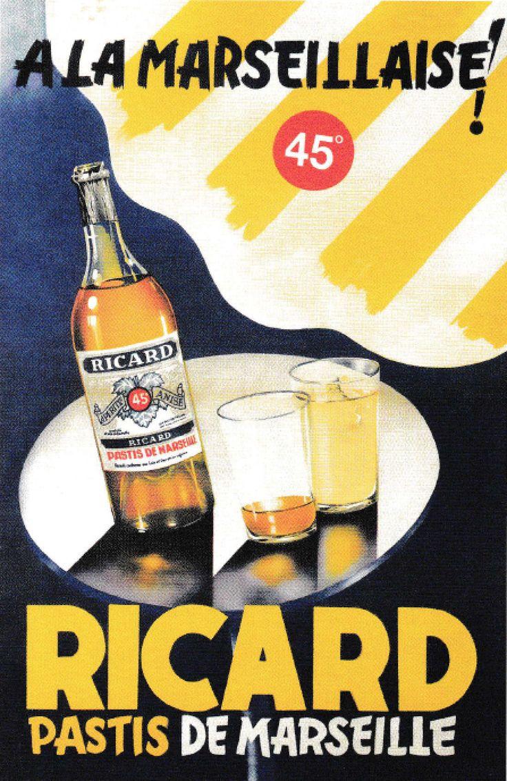 Ricard, édition limitée, 1938 année symbolique.  http://spiritueuxmagazine.blogspot.fr/2015/03/ricard-edition-limitee-1938-annee.html