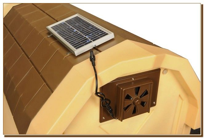 Solar Powered Dog House Heater 28 Images Doghouse