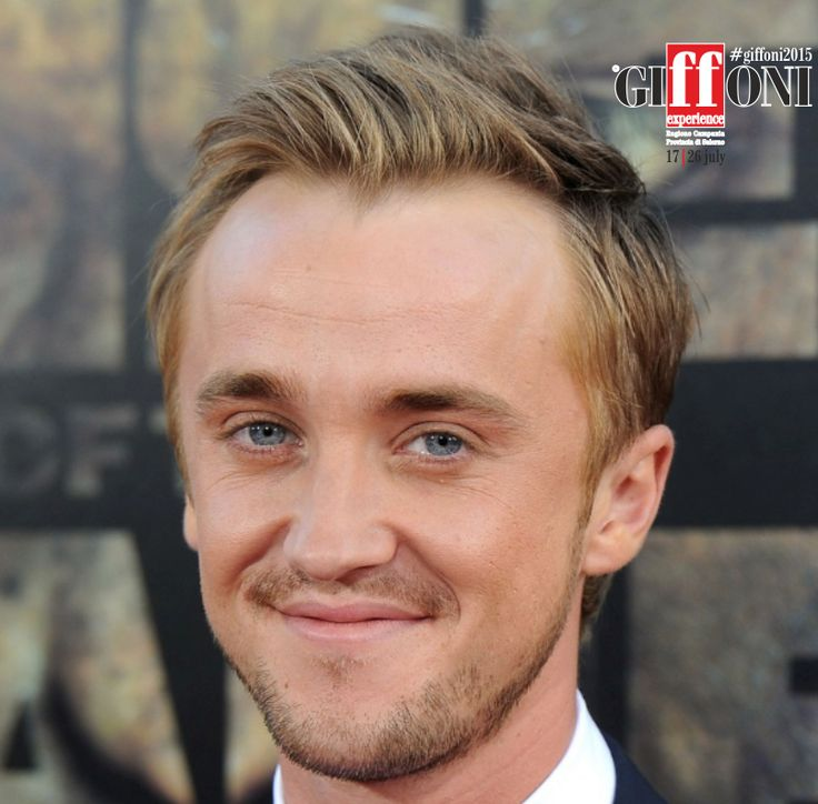 Tom Felton, Il meet and Greet al Giffoni Film festival