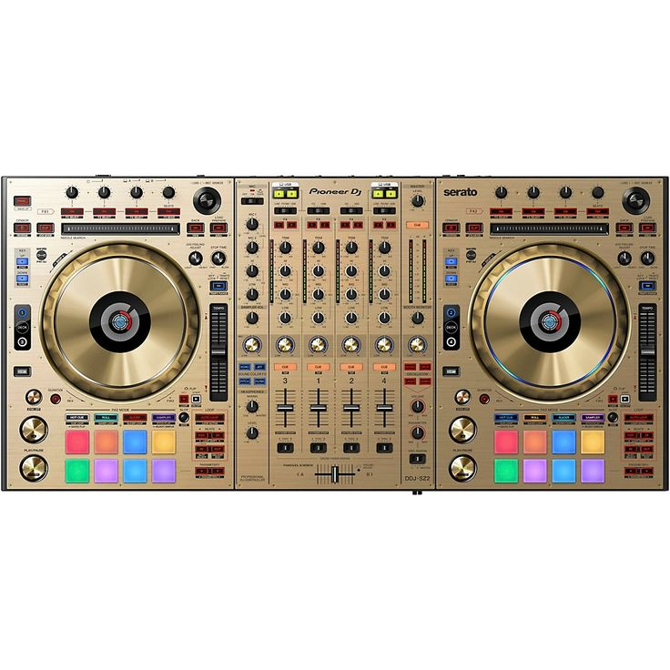 Pioneer DJ DDJ-SZ2 Professional DJ Controller with Serato Flip Direct Control