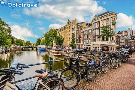 Amsterdam: volo economico con volo + hotel a 145