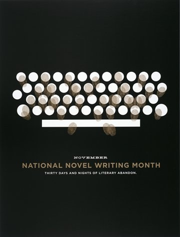 Jason Munn, National Novel Writing Month, 2006 -- I love this concept!