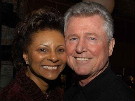 Leslie Uggams & Grahame Pratt ~ 47 years    Leslie Uggams married Australian businessman Grahame Pratt in 1965. They have been happily married since. Their actress daughter Danielle married actor Keith Chambers in 2002 and continued the interracial trend.