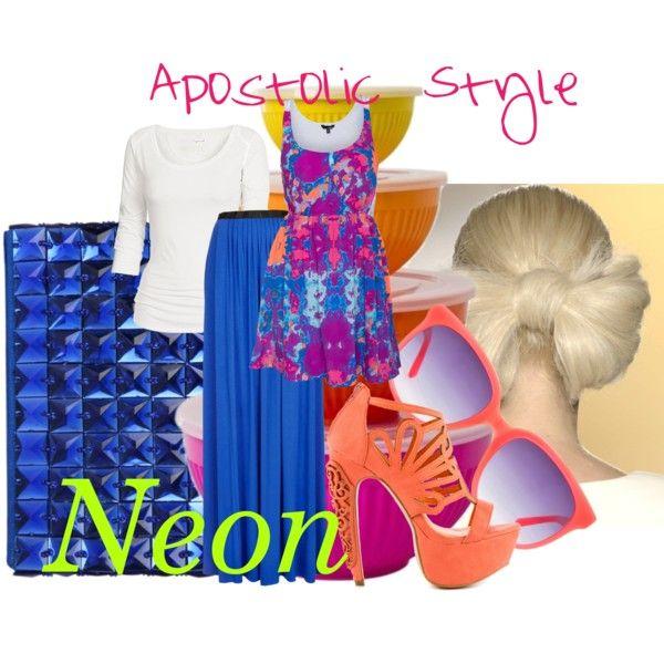 Neon Apostolic Style
