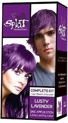 Best 25+ Splat hair dye ideas on Pinterest | Splat purple hair dye ...
